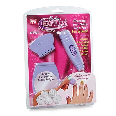 Salon Express Nail Stping Kit buy salon express nail sting kit from bed bath