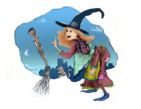 clipart befana la befana stock illustration illustration of