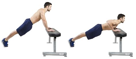 Benefits Of Incline Bench Hiit Exercise How To Do Split Push Ups Hiit Academy