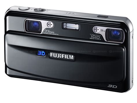 fuji 3d smiley fujifilm 3d point and shoot does