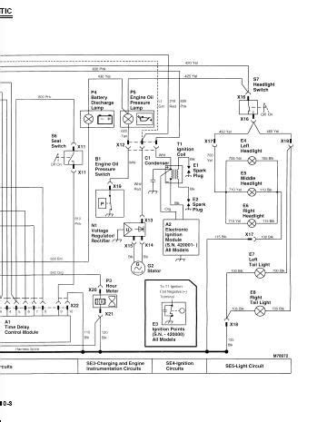 deere 445 wiring diagram deere 445 wiring diagram engine diagram and wiring