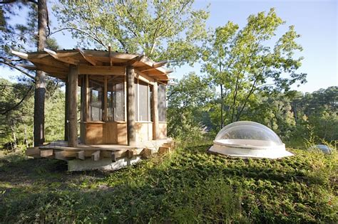 tree house roof designs jetson green new c twin lakes treehouse outfitted with solar array green roof