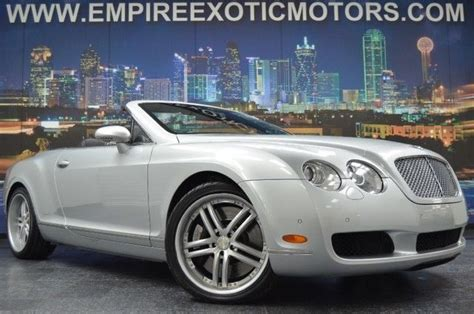 how it works cars 2007 bentley continental gt parking system 2007 bentley continental gt for sale