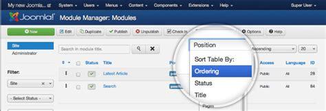 joomla layout design tutorial joomla positions tutorial where to publish your modules