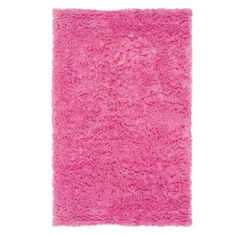 plush rug ultra plush rug bright pink pbteen