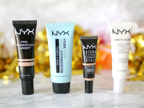 Primer Dan Foundation Nyx Sees In Atlanta New Nyx Haul Reviews