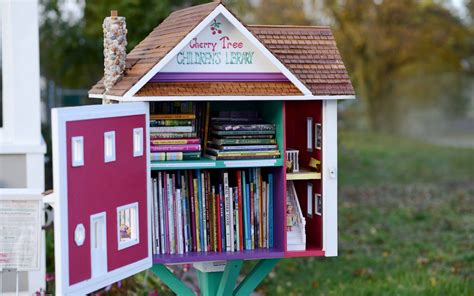 tiny library building little free libraries little free library