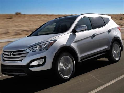 hyundai crossover 2014 top consumer rated suvs of 2014 kelley blue book