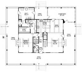 one floor house plans with wrap around porch 653684 3 bedroom 2 5 bath southern house plan with wrap