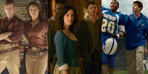 friday night lights show tv and movie news 17 cancelled tv shows resurrected by fans
