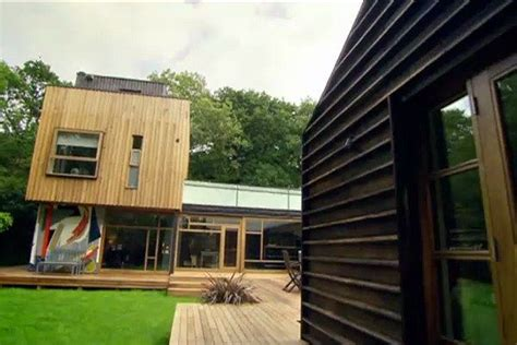 grand designs the tree house grand designs tree house just watched this and love the burnt timber cladding you