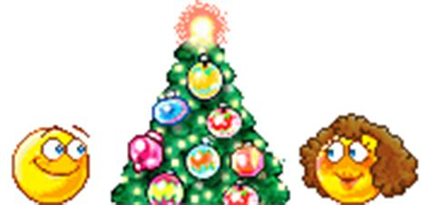 christmas tree smiley 175 176 176 smilchat animated smiley