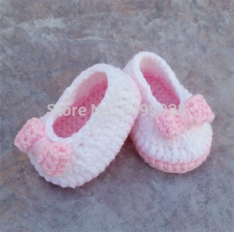 baby booties for a baby girl zapatitos para una bebe online buy wholesale crochet baby shoes from china crochet