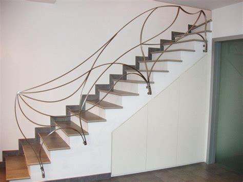 scale e ringhiere per interni ringhiere per scale interne in ferro acciaio inox vetro