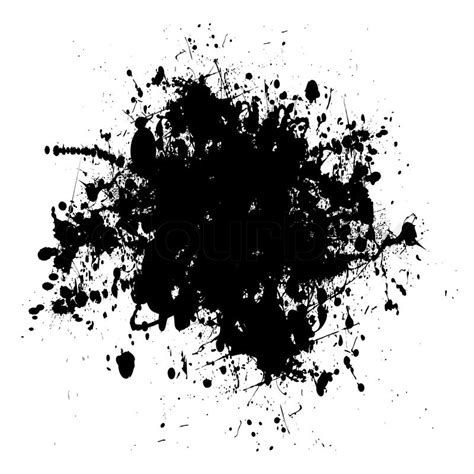 black and white ink patterns black and white abstract grunge ink splat background
