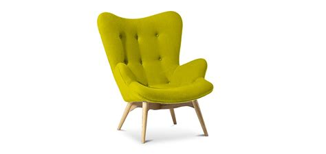 bright armchair cashmere designer armchair bright green specialist