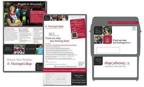 charity direct mail letter brochures and direct mail by danielle hendrickson at
