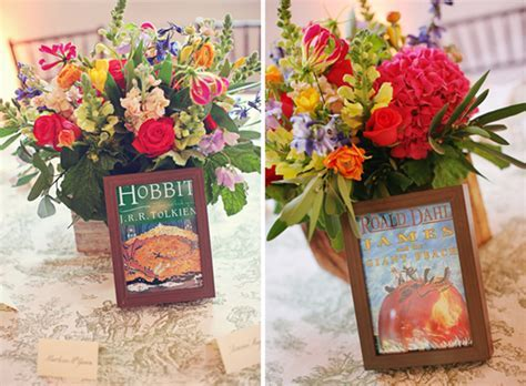 Bibliophile: Book Theme Wedding Ideas   Imbue You I Do