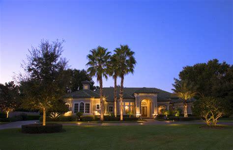 Enchanting Outdoor Lighting Design By Elegant Custom Image Landscape Lighting South Florida