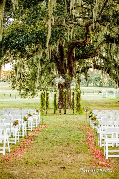 Garden Wedding Venues Florida by Lakeside Ranch At Inverness Fl Central Florida Wedding