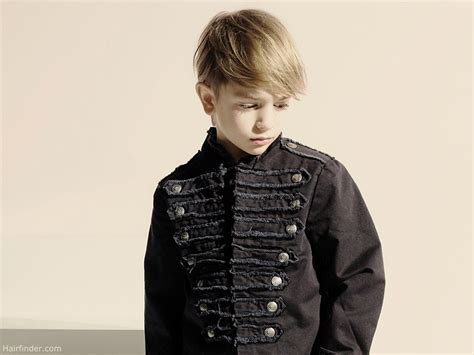 for boys trendy haircut with a fringe for boys