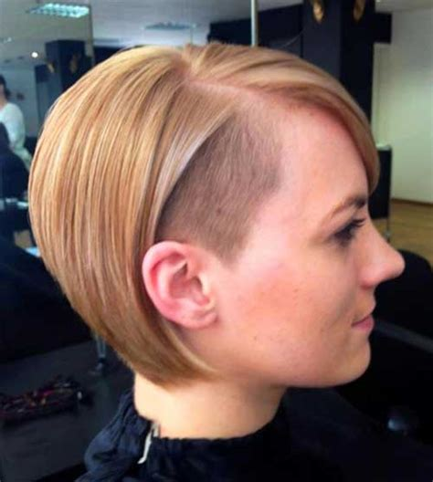 side shaved bob 15 shaved bob hairstyles ideas bob hairstyles 2017