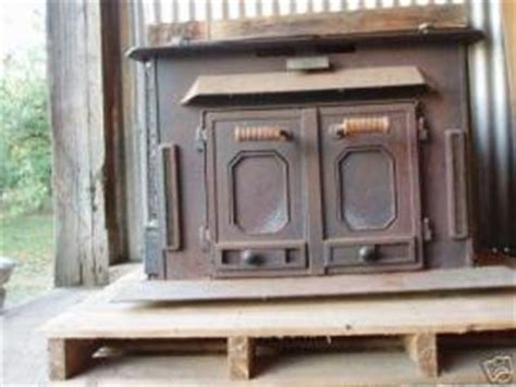 cost to ship wood burning buck stove insert used