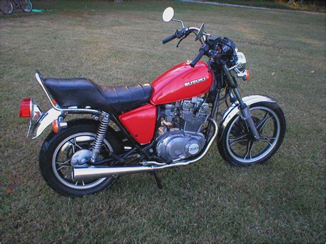 Suzuki Gs550 Review Total Motorcycle 1978 Suzuki Gs550e Motorcycles