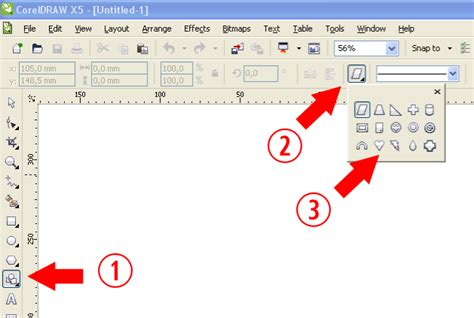 corel draw x6 questions beginner question re basic shapes tool coreldraw