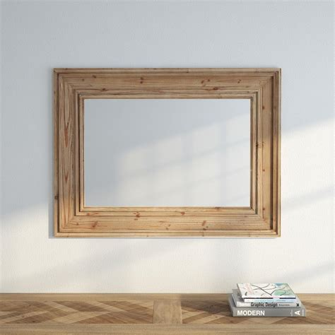 home decorators mirror home decorators collection 39 in h x 29 in w wall mirror in 1304800950 the home