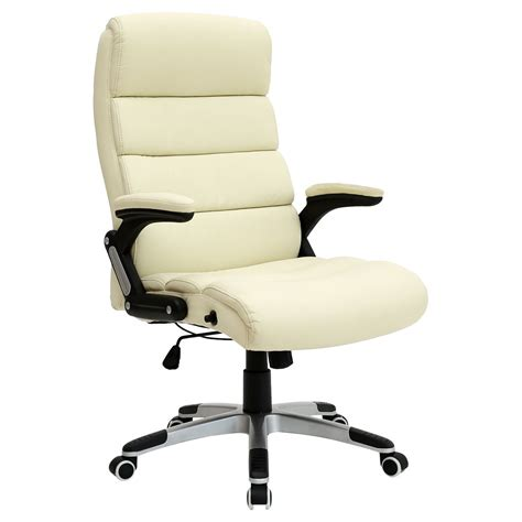 Reclining Desk Chair by Luxury Reclining Executive Leather Office Desk