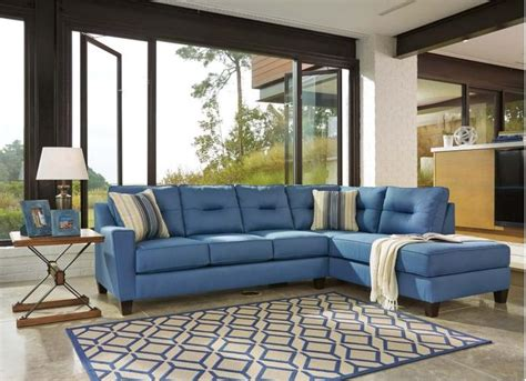 ashley furniture blue couch sofa amazing ashley furniture blue sofa 2017 ideas ashley