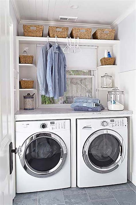 best 25 small laundry ideas on