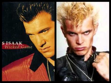 Pink Vs Billy Idol Mashup Popbytes by Chris Isaak Billy Idol Wedding
