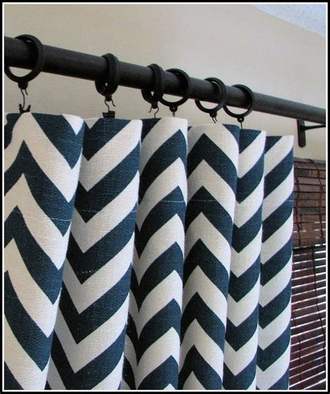 navy white chevron curtains navy chevron curtains interior design