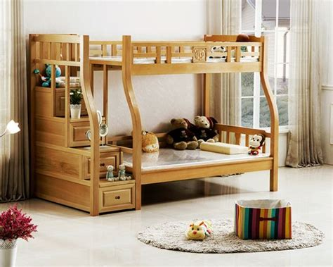 Modern Bunk Beds For Sale Wholesale Special Offer Cheap High Quality Modern Style Solid Wood Bunk Bed For Sale