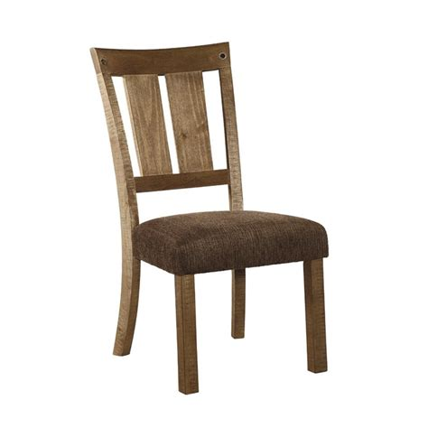 Brown Upholstered Dining Chairs Tamilo Upholstered Dining Chair In Brown D714 01