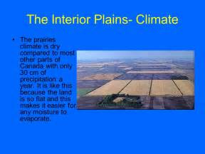 the interior plains location ppt