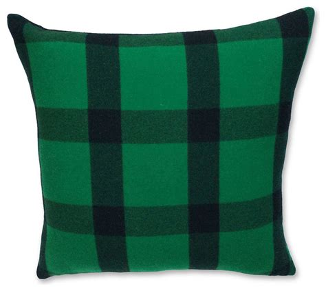 Ralph Decorative Bed Pillows by Ralph Plaid Pillow Contemporary