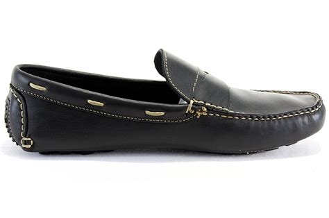 loafer ayakkabi hush puppies san vincente s shoes black low profile
