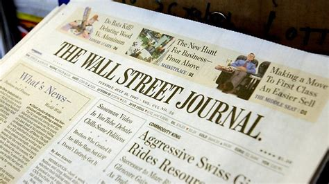 wall street journal review section wall street journal remains number one in us circulation
