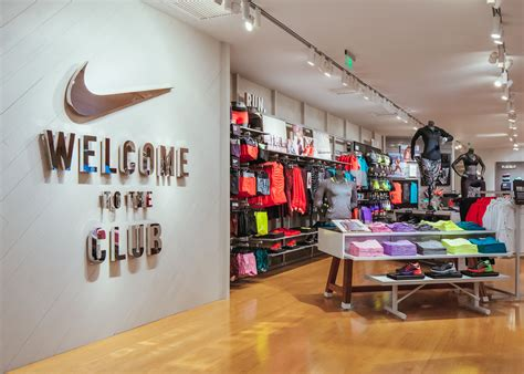Nike By A A Store nike women s only store with premium on site sports