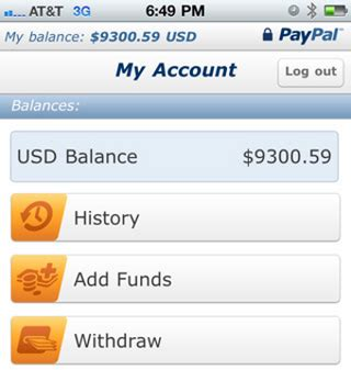 Paypal Background Check Paypal For Iphone Deposits Checks Via