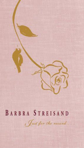 barbra streisand you ll never know just for the record barbra streisand
