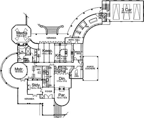 floor plans with porte cochere floor plans quotes