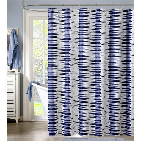 Boy Bathroom Shower Curtains by Vcny Modern Boys Bali 13 Pc Bath Set Blue Shower