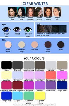 what color suits me 129 best what to wear wardrobe palettes makeup for