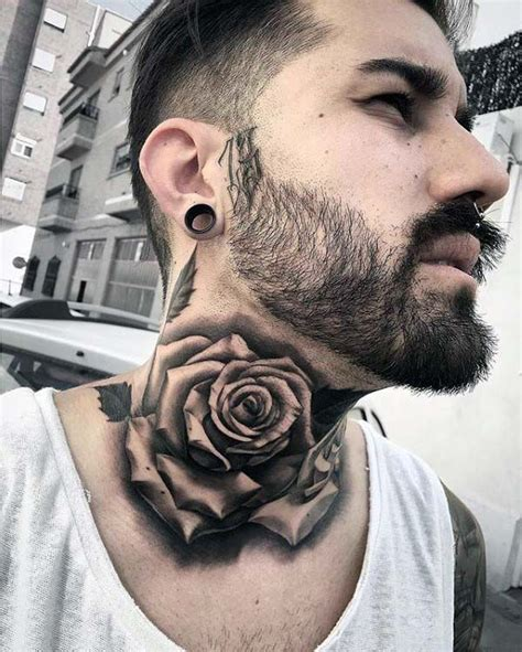 rose throat tattoo 17 best ideas about neck on