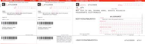 cosa serve per il rinnovo permesso di soggiorno bollettino pagamento passaporto tramite banking