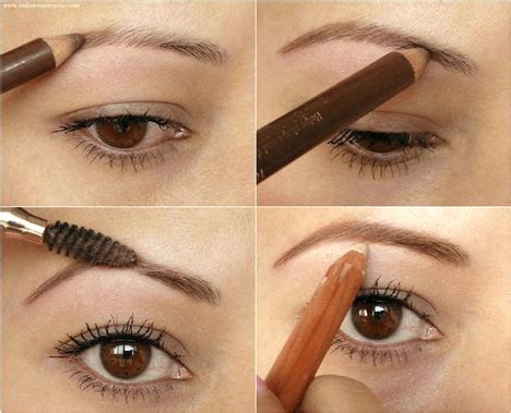 how to shape your eyebrows at home step by step guide